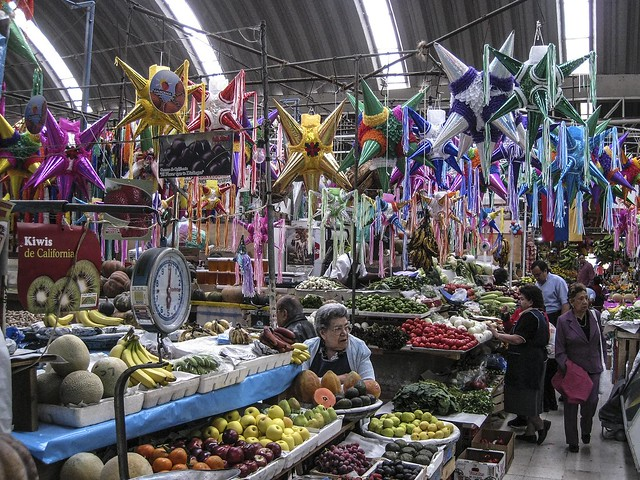 Mexico City Mercado
