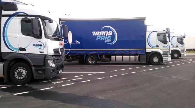 Transpais - Camiones