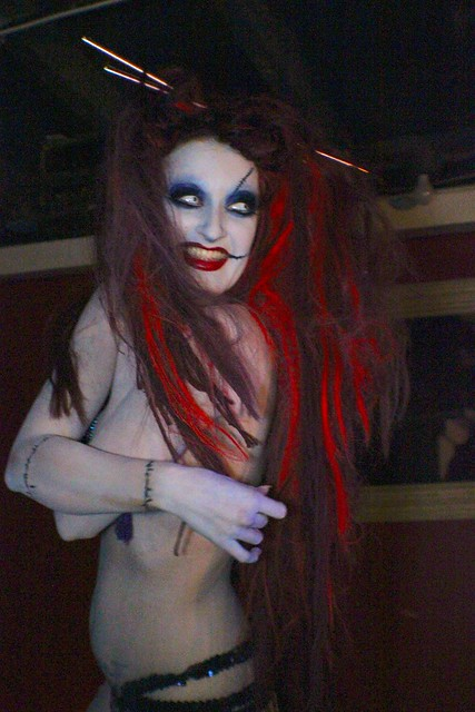 A Tribute to Tim Burton: Burlesque & Cosplay