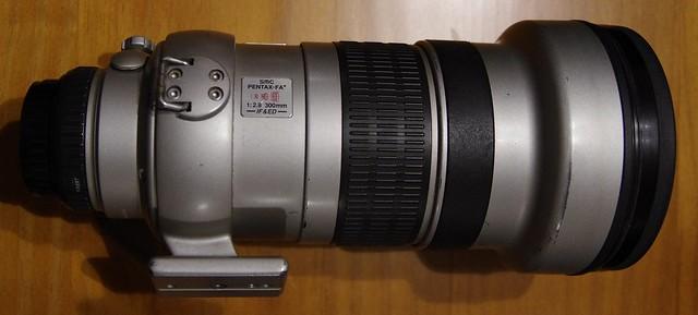 Vends mon 300mm DA* f/:2.8 à 2000€ 18911658986_f4b881d399_z
