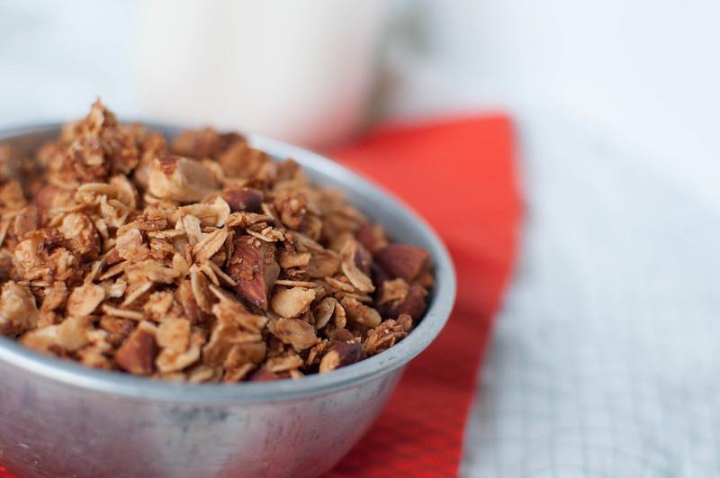 Coconut Granola 2