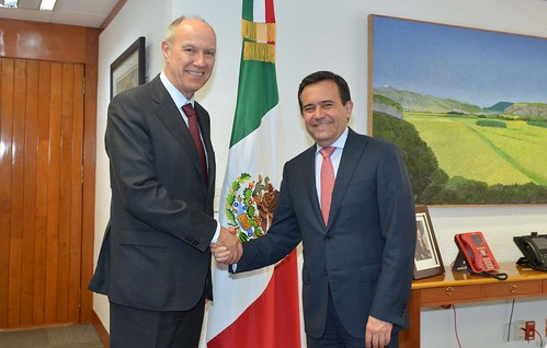 WIPO Director General Francis Gurry Visits Mexico | by World Intellectual Property Organization (WIPO)