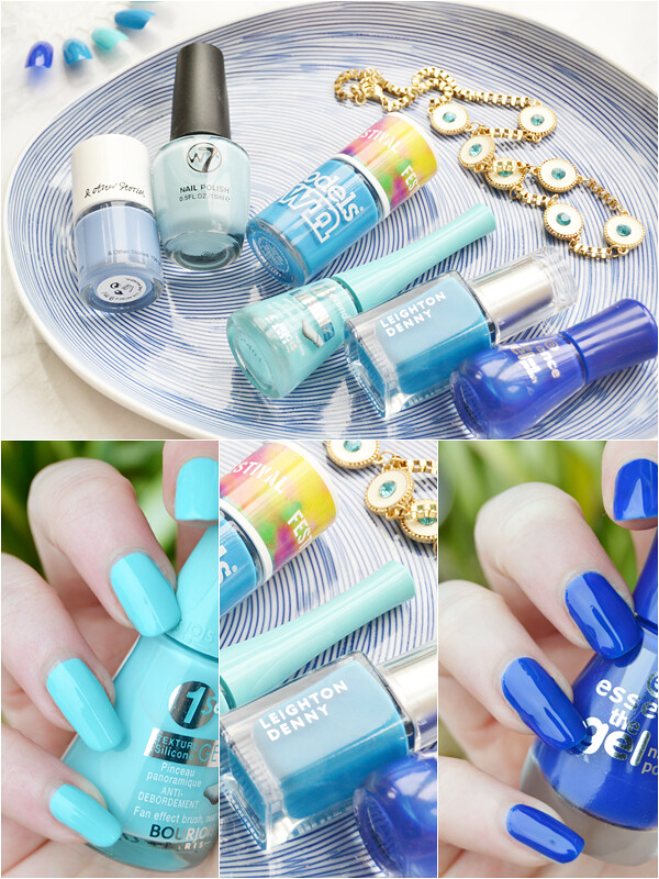 Best-summer-blue-nail-polish