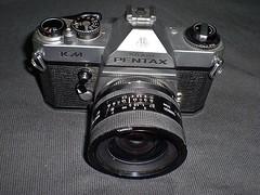 Pentax KM +Tamron Adaptall 24mm F2.5 01B