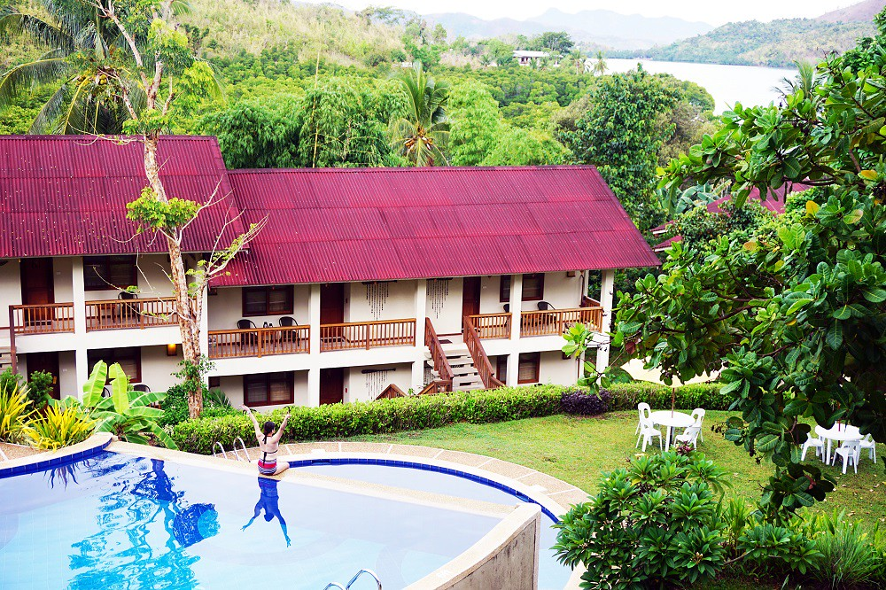 Asia Grand View Hotel in Coron, Palawan