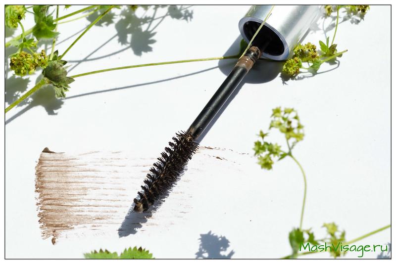 Органическая тушь для бровей  Lavera отзыв