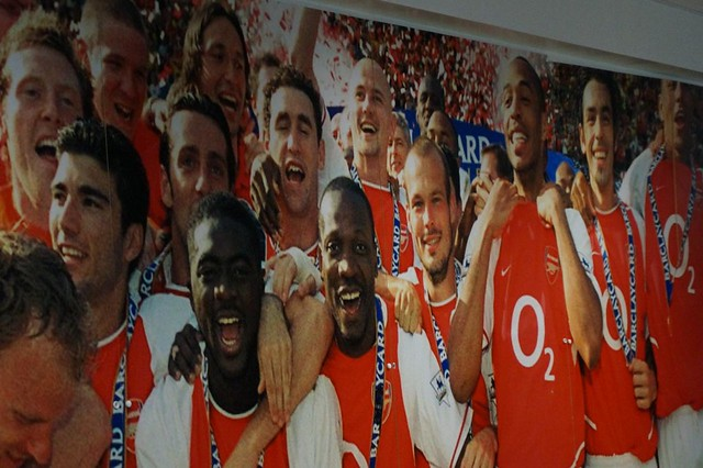 Invincibles wall