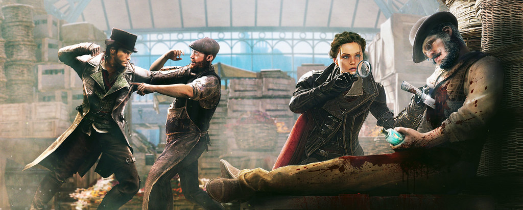 Assassin's Creed Syndicate -- The Dreadful Crimes (2)