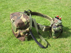 Davy Crocket Bogg off bag {packed } by Alan 13-7