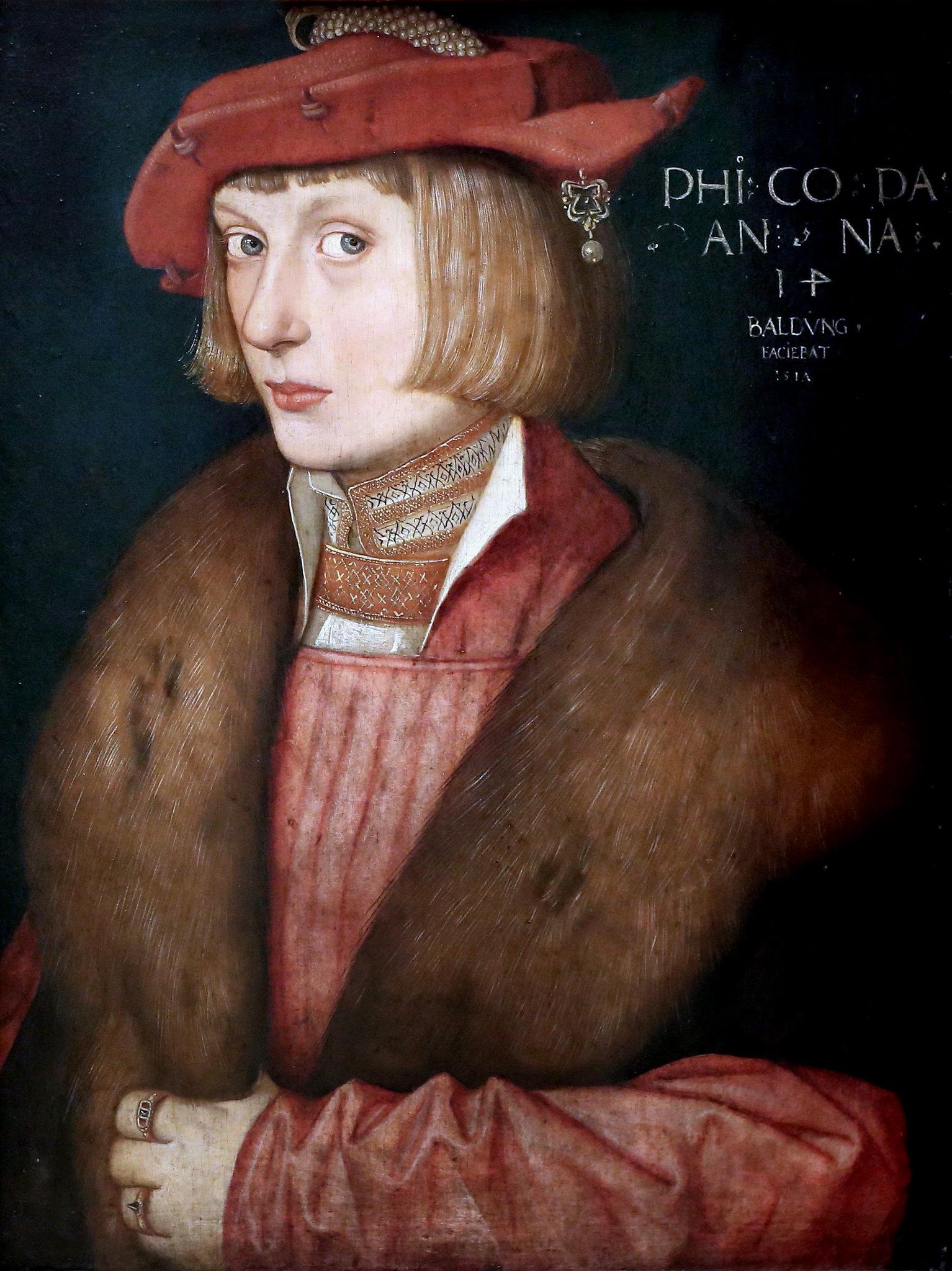 IMG_4003E Hans Baldung Grien. 1484-1545