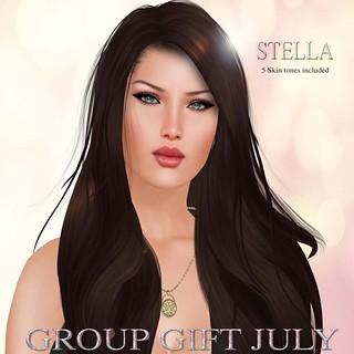 WoW Skins - Stella V2 - July Group Gift