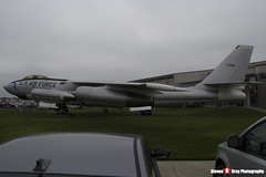 51-7066 - 450609 - USAF - Boeing WB-47E Stratojet - The Museum Of Flight - Seattle, Washington - 131021 - Steven Gray - IMG_3731
