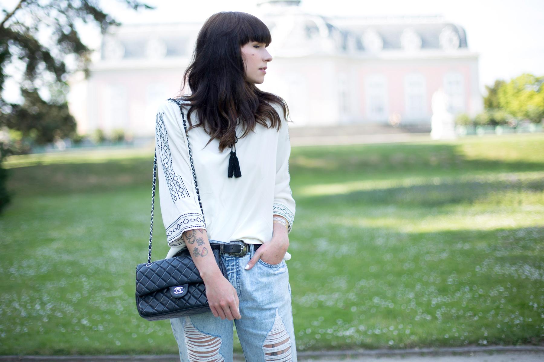 jeans girl ripped denim shopbop styling summer düsseldorf dusseldorf fashion blogger germany cats & dogs ricarda schernus 2