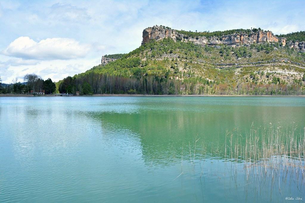 Serranía de Cuenca (10) Embalse de Uña