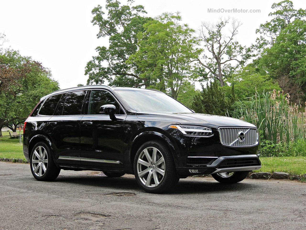 2016 volvo xc90 review tell the world you ve made babies in style mind over motor. Black Bedroom Furniture Sets. Home Design Ideas