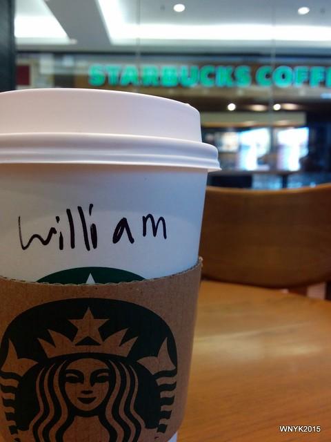 William @ Starbie