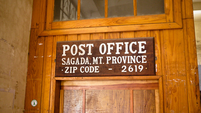 Sagada Post Office