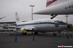 N515NA 515 - 19437 1 - NASA - Boeing 737-130 - The Museum Of Flight - Seattle, Washington - 131021 - Steven Gray - IMG_3631