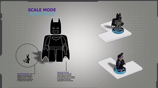 LEGO Dimensions Trailer - Scale Mode