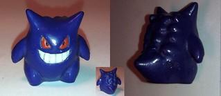 Pokemon Mystery Poke Packs Gengar Figure