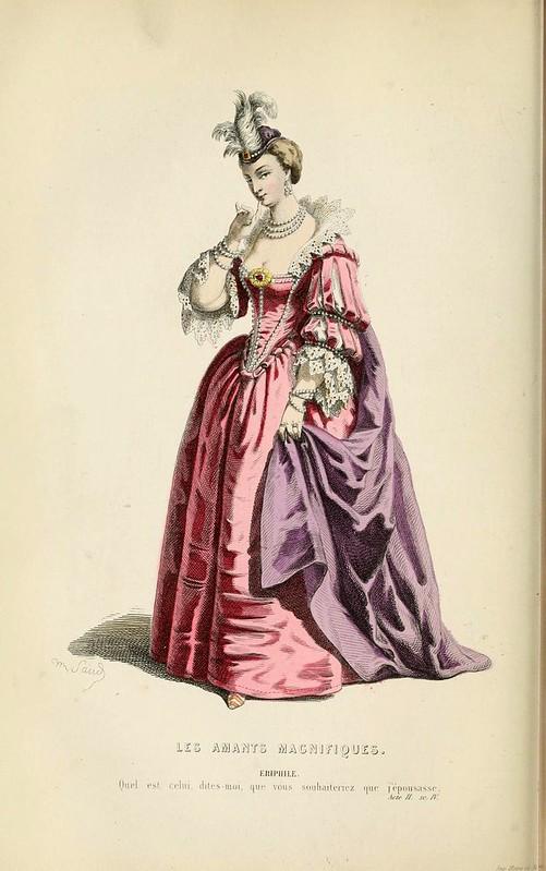 015- Los amantes magnificos -Oeuvres completes ornee de portraits en pied colories…1871- Moliere