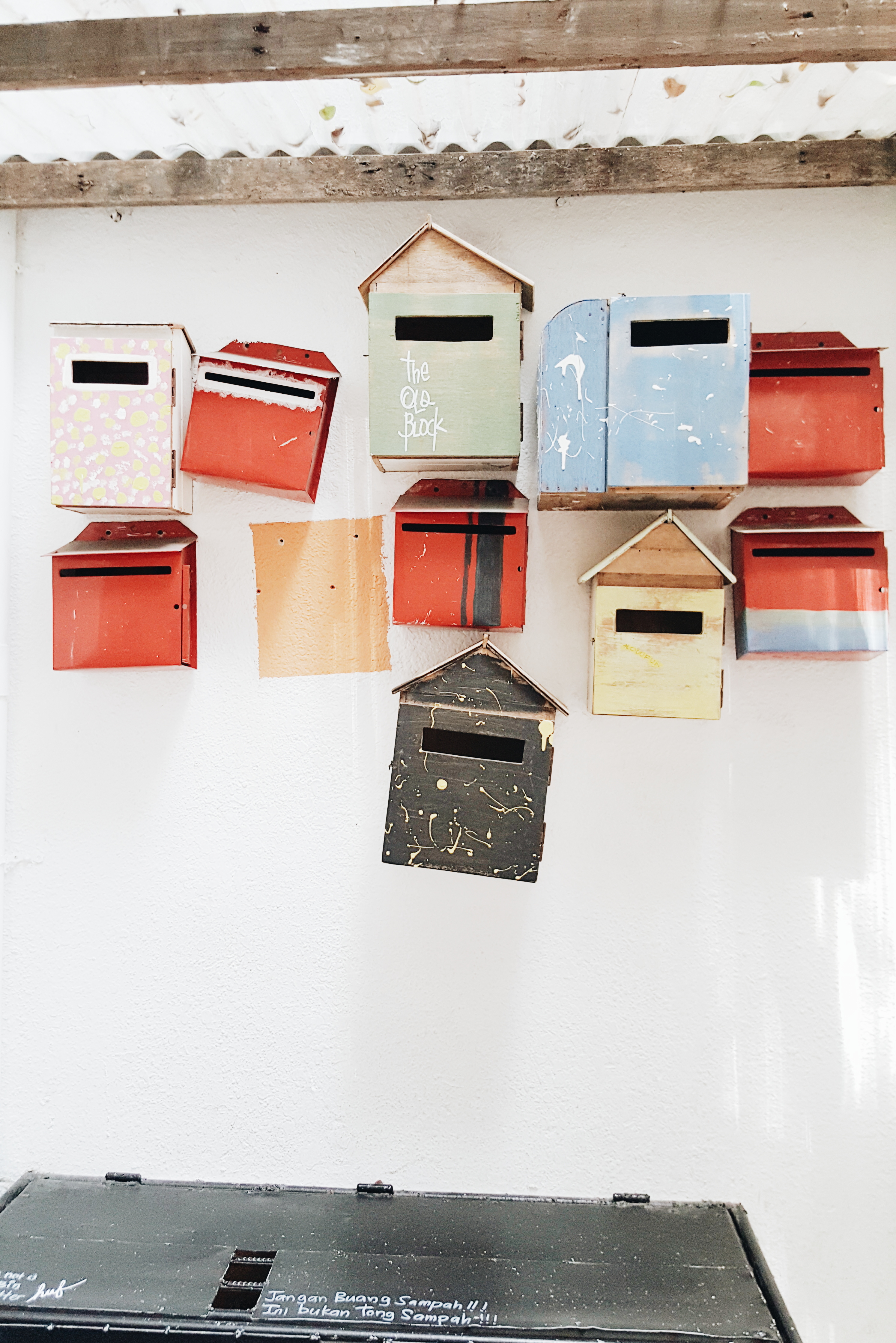 Daisybutter - Hong Kong Lifestyle and Fashion Blog: Ipoh Old Town letter boxes, five year plans