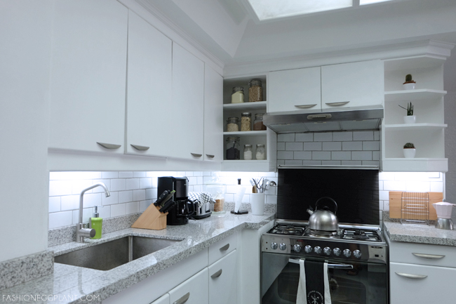 SARAH TIRONA KITCHEN RENOVATION