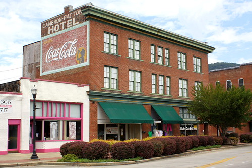 Cameron-Patton Hotel - South Pittsburg, TN