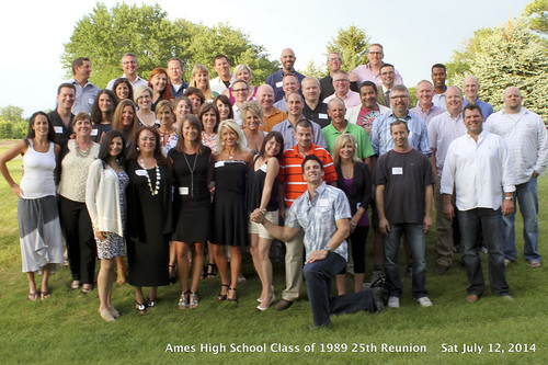 Click photo to zoom.  2014-07-12 1989 25 year reunion AHS group photo