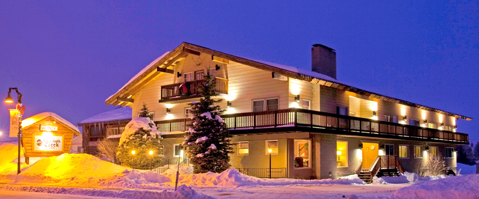 Mammoth Creek Inn, Calif.