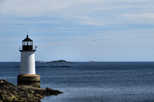 Salem Waterfront Lighthouse