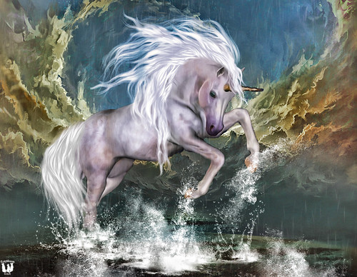 Silly Unicorn...