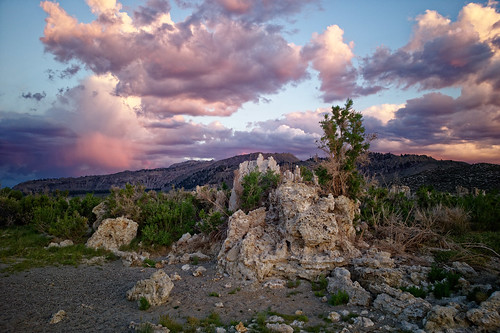 Mono Lake Tufa at Twilight