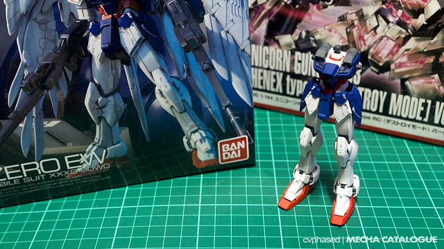 RG Wing Gundam Zero EW - Work in Progress #1