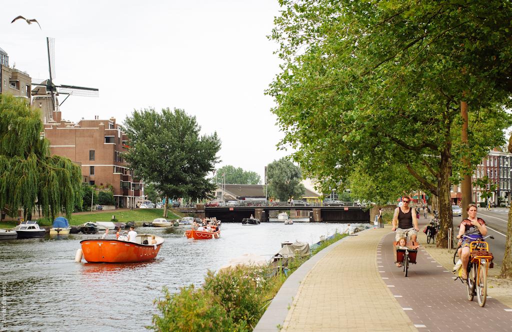 Mauritskade, Amsterdam Oost