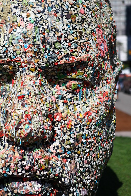 Douglas Coupland Gumhead @ Vancouver Art Gallery