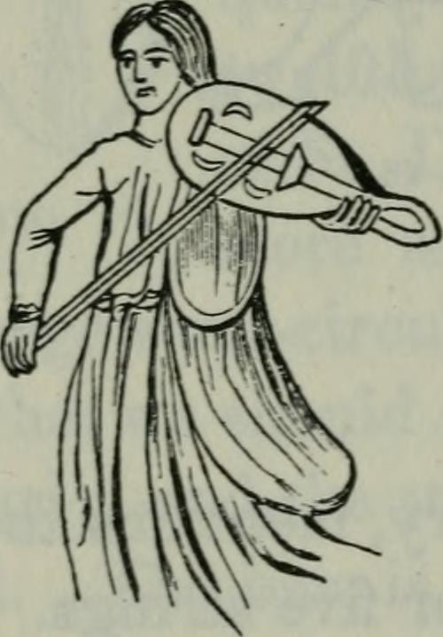 "Image from page 81 of ""The history of the violin, and other instruments played on with the bow from the remotest times to the present. Also, an account of the principal makers, English and foreign, with numerous illustrations. By William Sandys and Simon"