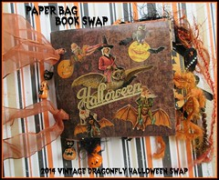 Halloween 2014 Swap by Vintage Dragonfly