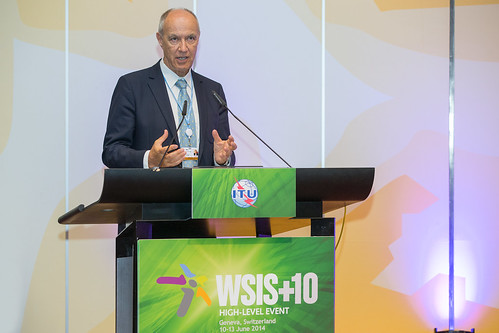 WIPO Director General Addresses WSIS+10 High Level Event | by World Intellectual Property Organization (WIPO)