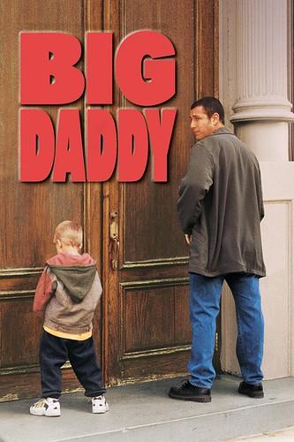 冒牌老爸 Big Daddy (1999)海报