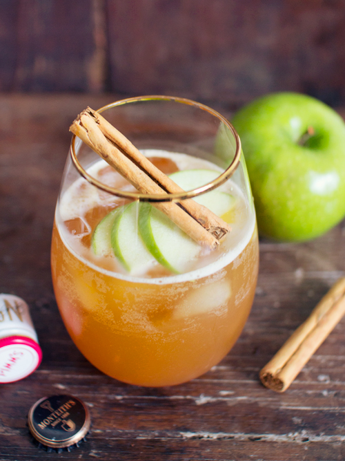 Apple Pie Pimms | spicyicecream