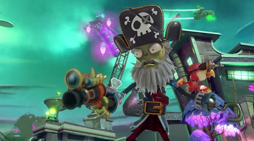 Plants Vs Zombies Garden Warfare 2 Announce Trailer E32015