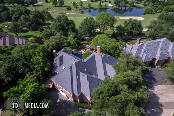 Real Estate Aerial Photography in Dallas