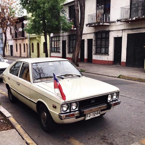 Hyundai Pony 1978 - Santiago, Chile