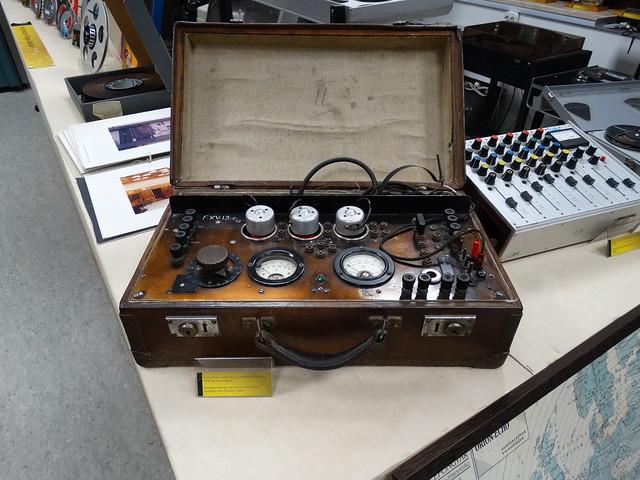 2014.06.21.: Rádió- és televíziótörténeti múzeum