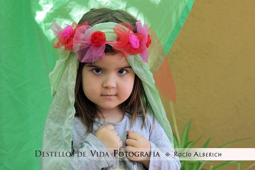 Mi princesa de las flores