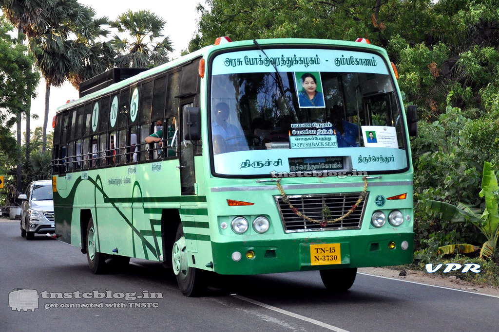 Tamil Nadu Buses - Photos & Discussion - Page 2165