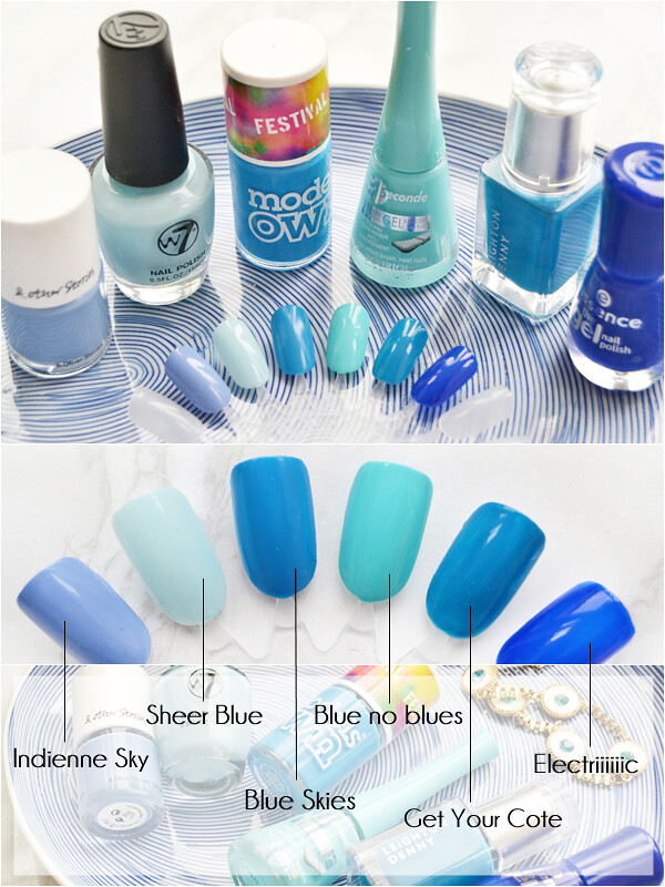 summer-blue-nail-polishes