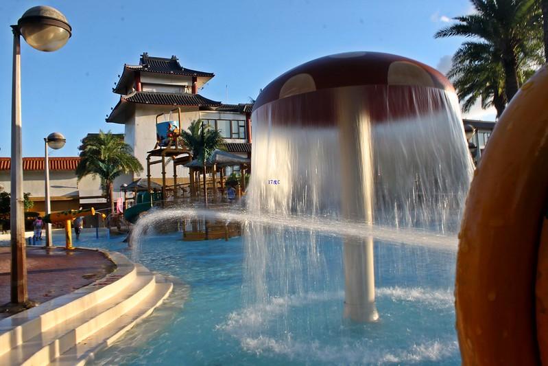 夏天。台北旅遊。八仙樂園 (224)