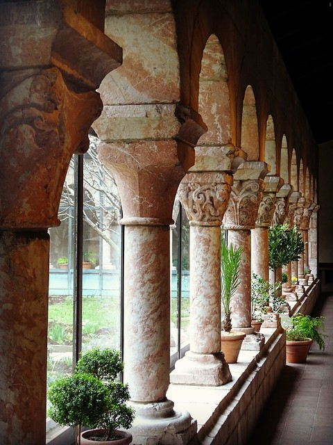 Cloisters - New York Museum